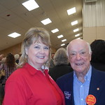Judge Dianne Turner and Hunter/Fisherman Jimmy Holt