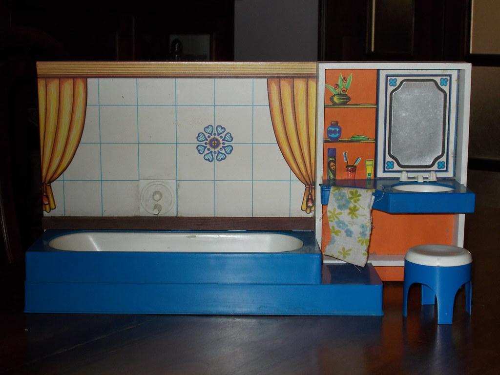 Mobili Per Bambole In Legno : Mobili per casa delle bambole in miniatura tavolo da cucina in