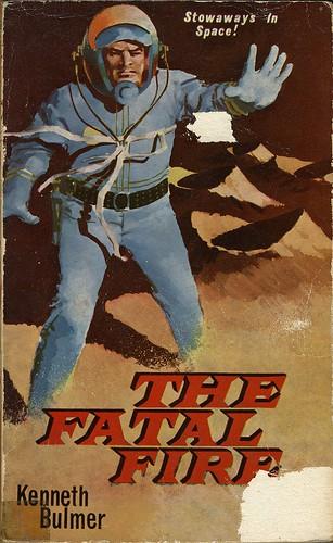 The Fatal Fire [Kenneth Bulmer] 1