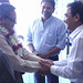 VISIT OF MR. P. K. SAHI - EDUCATION MINISTER, BIHAR AT BBIT COLLEGE CAMPUS ON 25TH APRIL, 2013