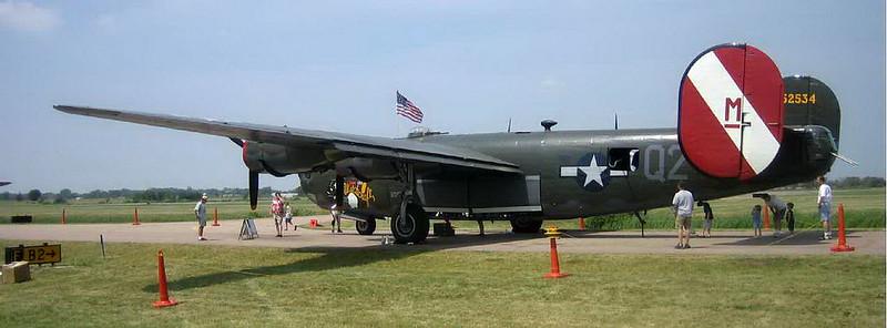B-24 Consolidated Liberator (3)