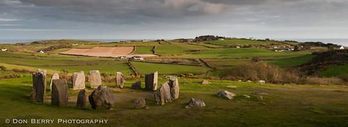ireland standing standingstones stones cork cocork stonecircle drombeg drombegstonecircle 2013