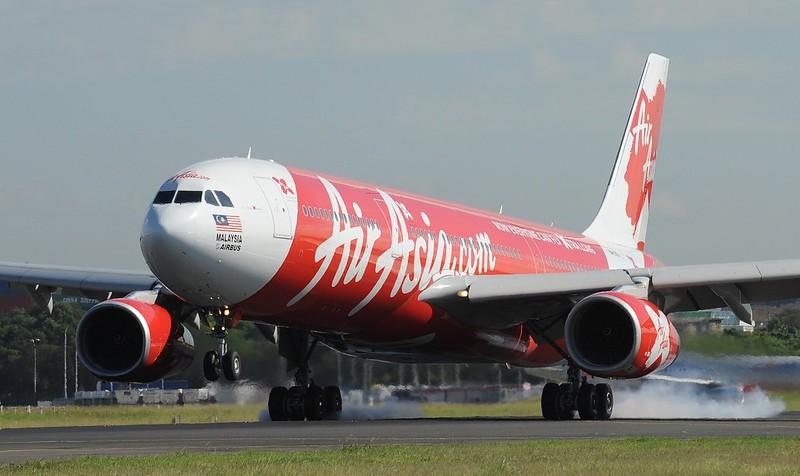 Air Asia X A330