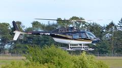 Bell 206B Jet Ranger (OY-HPM)