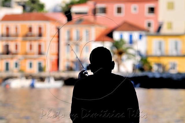 FISHING AT PARGA (Smoked fish)
