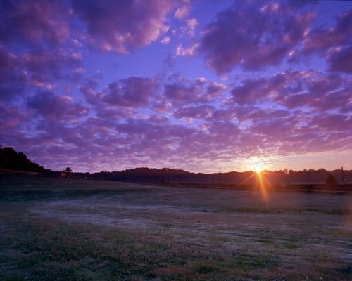 clouds sunrise day pentax cloudy 6x7 kodakektar100 smc6745mm40