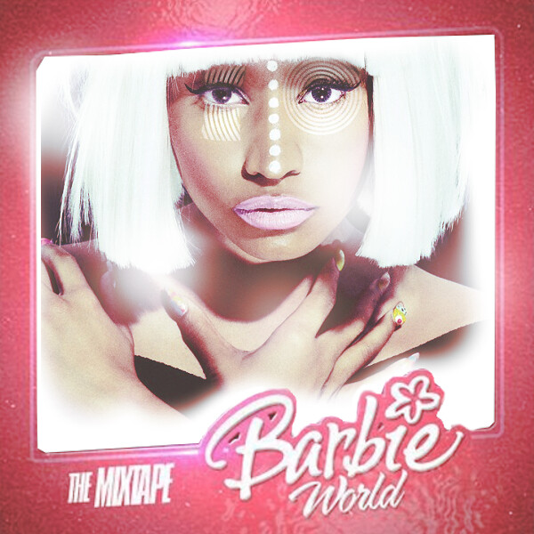 Nicki Minaj Mixtape Barbie World Willian Ribeiro Flickr