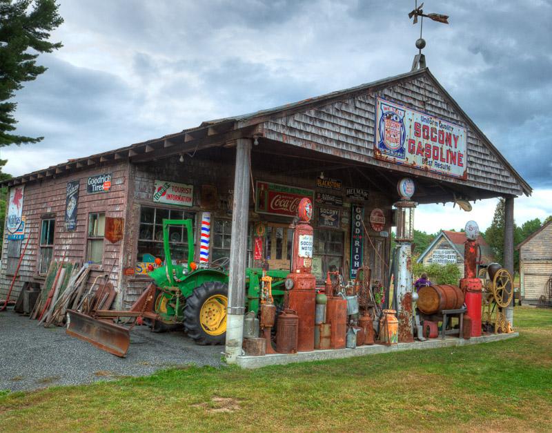 Gasoline Station II