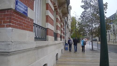 Avenue de Champagne | by university of gastronomy
