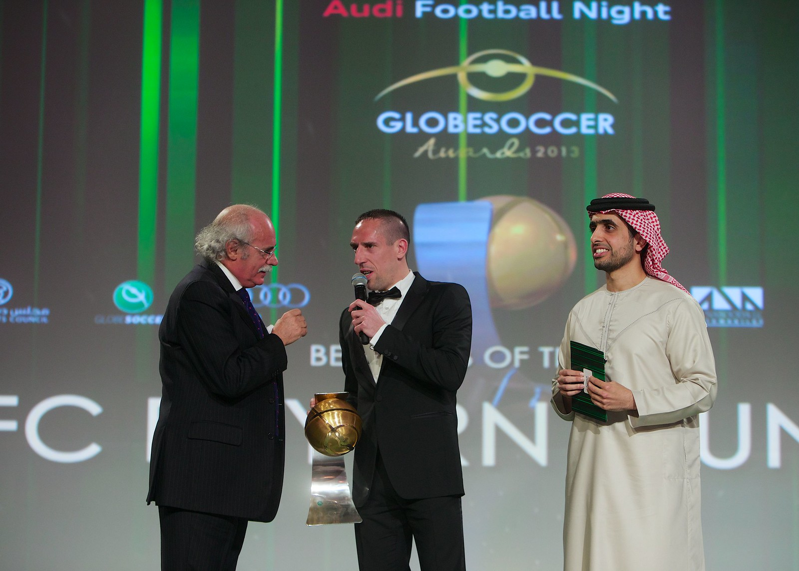 Globe Soccer Awards 224