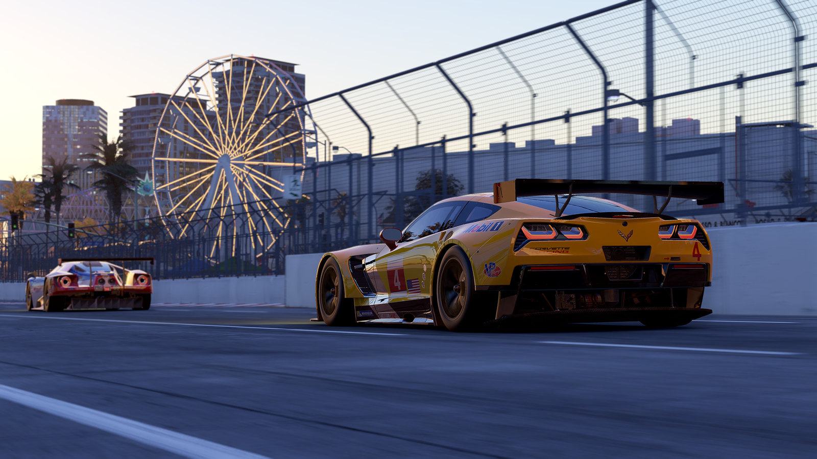 Project CARS 2 Lighting Effects 2