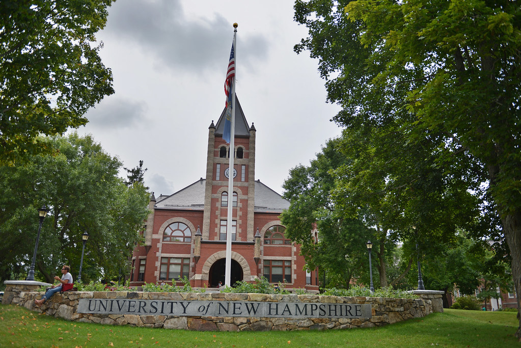 University of New Hampshire Plots to Turn Students into