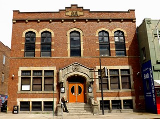 Saint Andrew's Hall (Formerly Saint Andrew's Benevolent Society), 434 East Congress Street--Detroit MI
