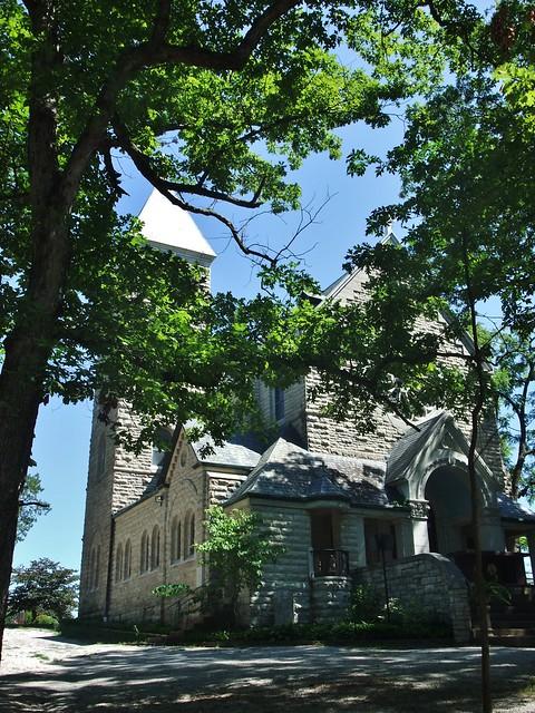 Shrine of Our Lady of Sorrows, Starkenburg, MO