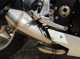 ESCAPE TRIOVAL SUZUKI GSXR1000 08 JULIOO13 021 | by GR exhaust systems