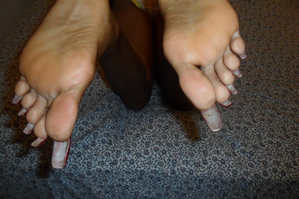 Foot Fetish Daily Ebony