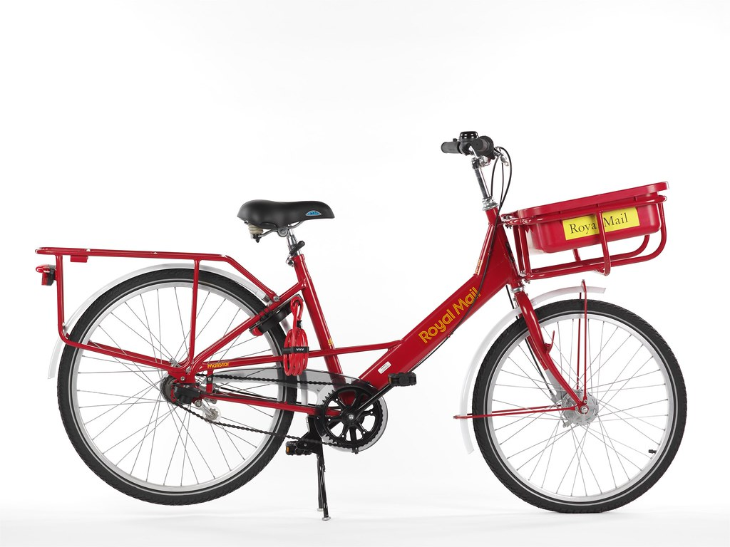 9e770dd317 ... A Pashley Mailstar bicycle