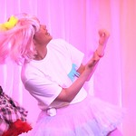 FUME performing Kyary Pamyu Pamyu きゃりーぱみゅぱみゅ - Brighton Japan Festival and Matsuri ブライ卜ン曰本フェステイバル祭