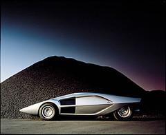 Marcello Gandini - Lancia Strato's 1970