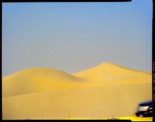 Dunes and Martin | by Doha Sam