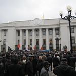 Ukraine - Kiev - Manif