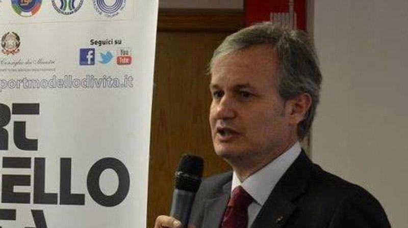 Fabio Pagliara, presidente della SIGI