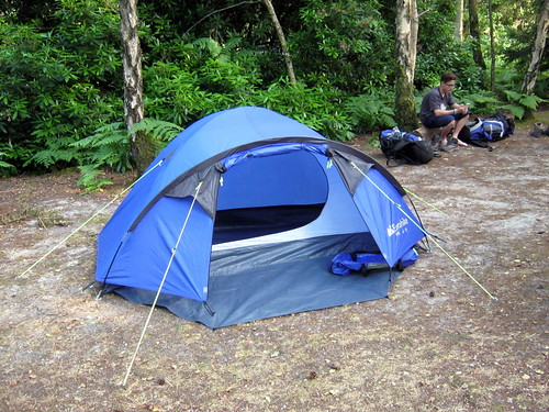 Our 2 man tent for the South Downs | by bradbox