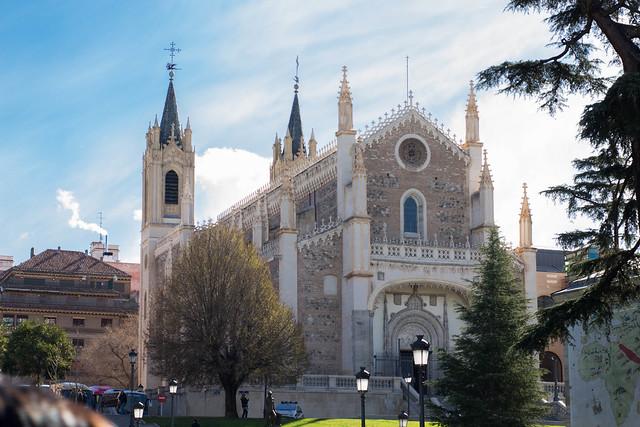 St. Jerome Church - Madrid