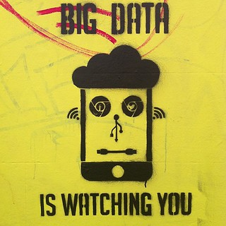Big Data is watching you | by adactio