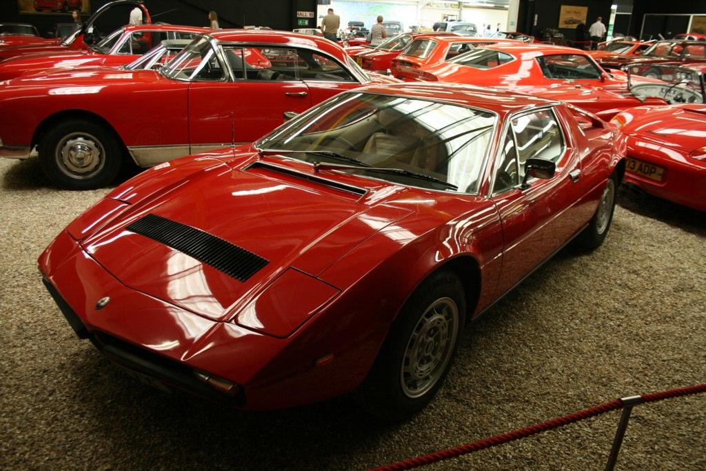 1982 Maserati Merak SS - Haynes International Motor Museum… | Flickr