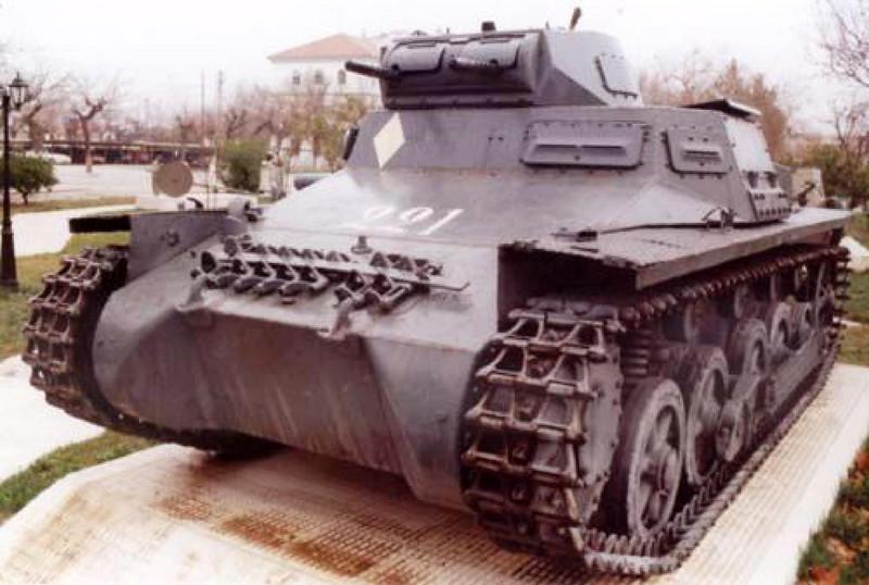 Panzer I & II (1)