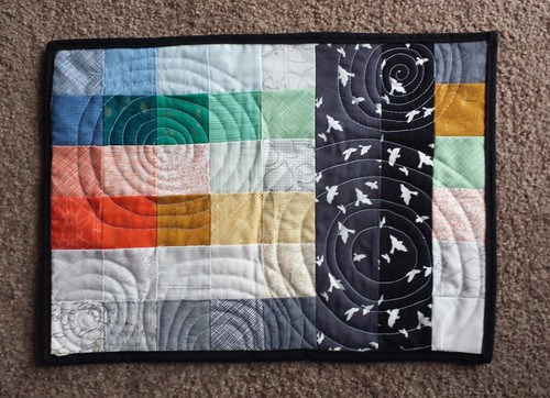 """South"" mini quilt 