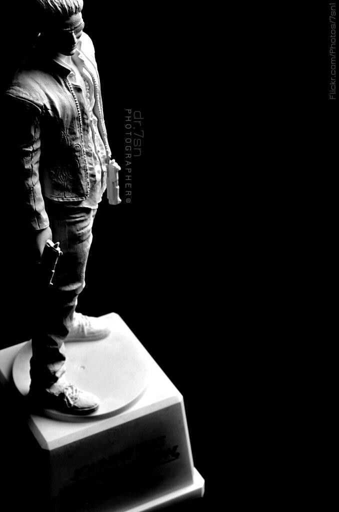 Johnny Gat Statue Saints Row Iv Super Dangerous Wub Wub Dr