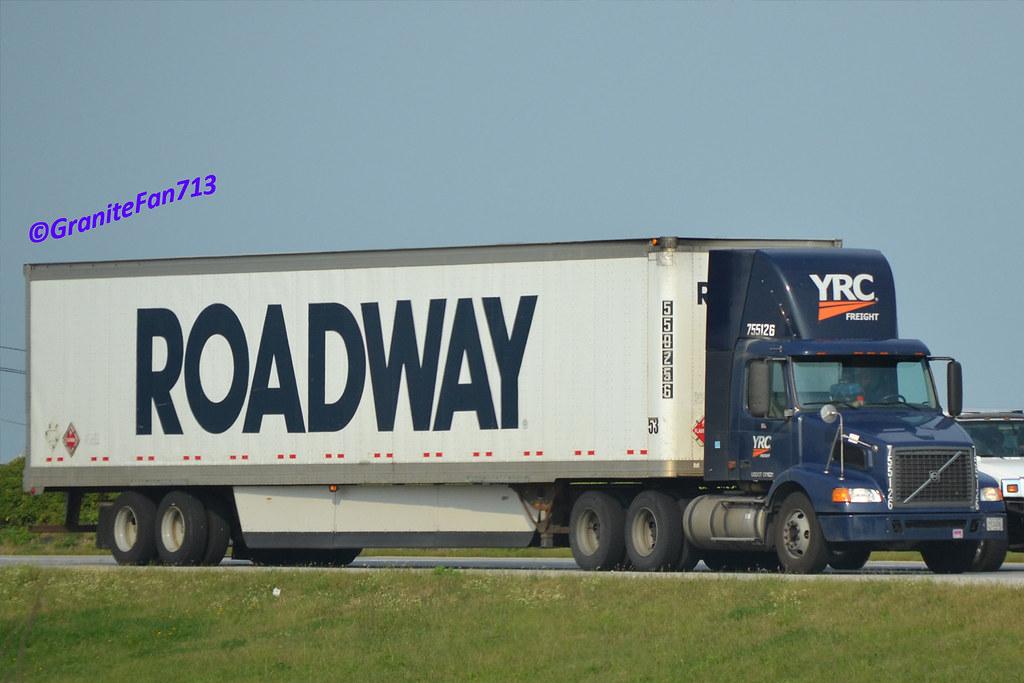 YRC Freight Volvo VNM (2) | Flickr - Photo Sharing!