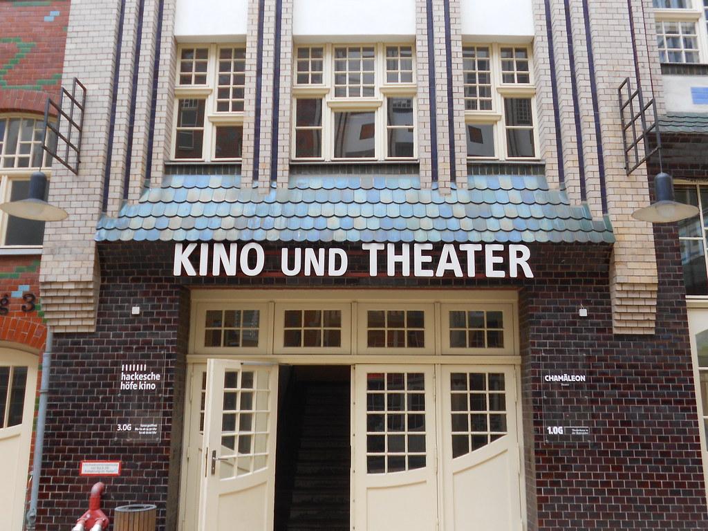 Kino Hackesche Höfe Berlin