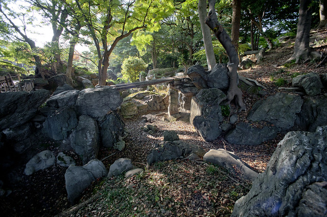 Nagoya Castle Garden 05 名古屋城 名勝二之丸庭園