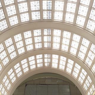 Union Station. #savingplaces #unionstation #washingtondc #train #trains #unionstationtour @savingplaces
