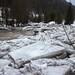Vytrvalé deště způsobily lokální rozvodnění , foto: Karolina Kiwior