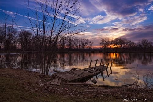 dfa28105 k1 pentax pixelshift riversidepark sunsets water