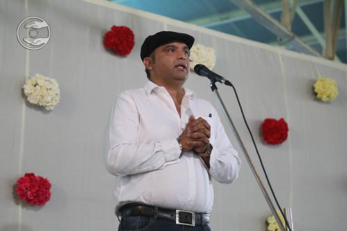 Gaurav Verma from Nangloi, expresses his views