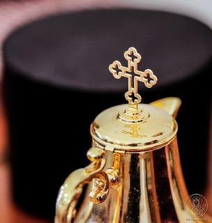 Литургия в Спасском соборе 376