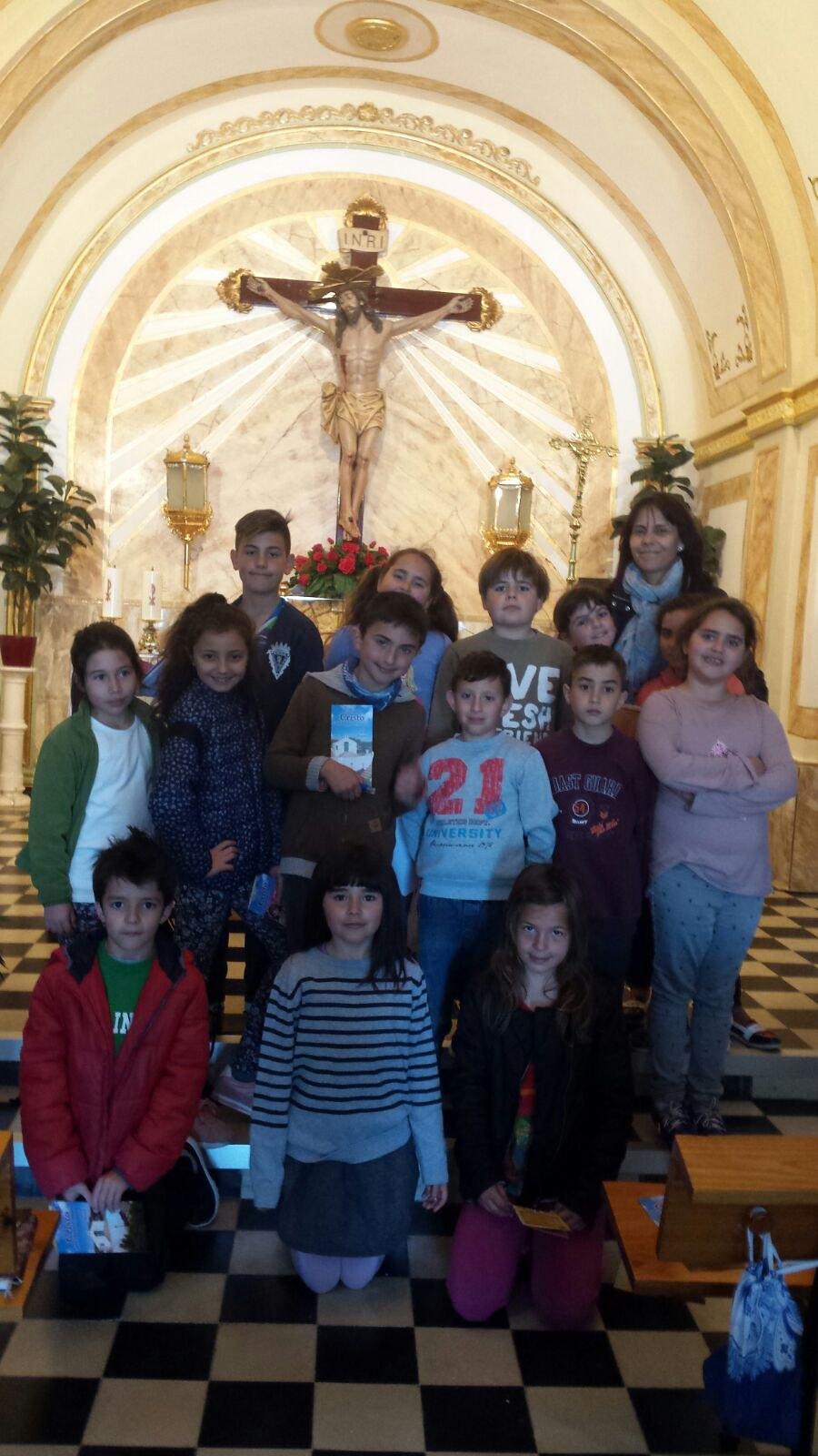 (2017-03-27) - Visita ermita alumnos Laura, profesora religión Reina Sofia - Marzo -  María Isabel Berenguer Brotons (02)