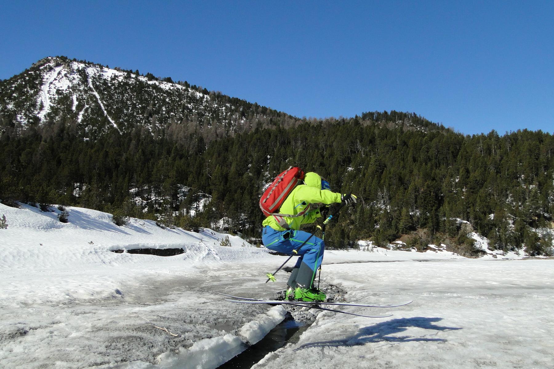 Skitourentage Munt Buffalora 28.03.2017