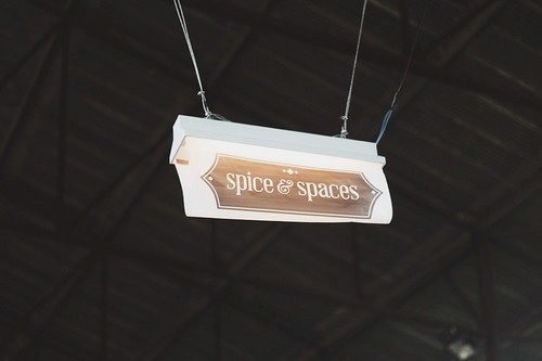 Spice & Spaces Booth | by Morrie & Oslo