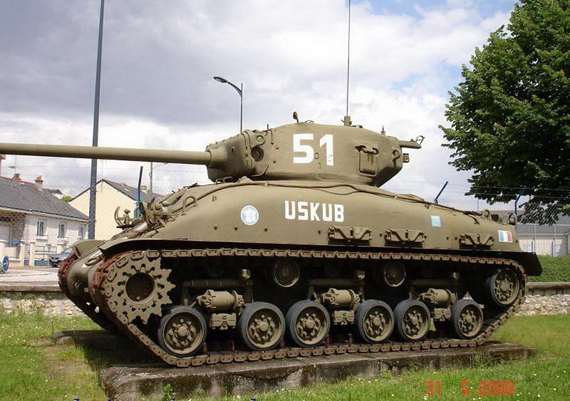M4A1谢尔曼(5)