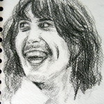 George Harrison Illustration