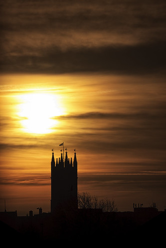 church st sunrise canon marys warwick 70200 f4l 40d