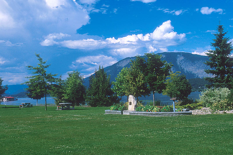 Sicamous, Shuswap Lake, Eagle Valley, Shuswap, British Columbia, Canada