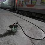 Transsibérien - Dans le train - 60h