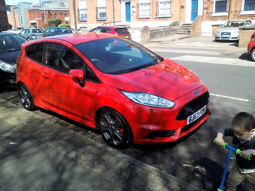 2013 Ford Fiesta ST Photo
